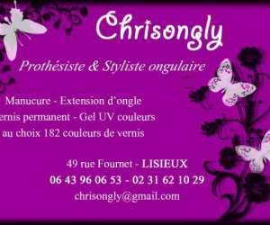 Chrisongly - prothésite  ongulaires