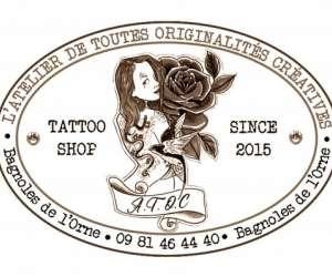 Lemal edd    a.t.o.c.tattoo bagnoles de l