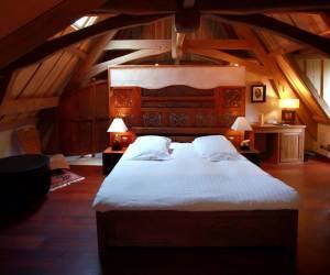 Manoir-hôtel des indes