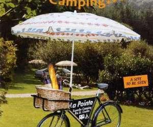 Camping la pointe superbe ***