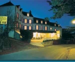 "Hotel restaurant ""belle vue"" * *"