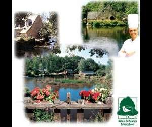 """Hotel restaurant """"les moulins du duc"""" * * *"""