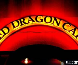 Red dragon café