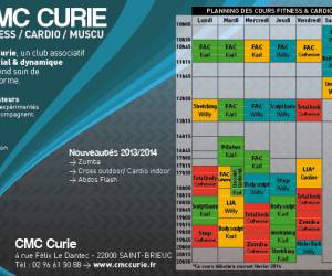 Club musculation curie