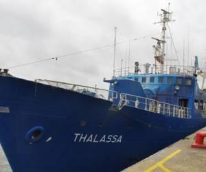 La thalassa, navire-découverte de l