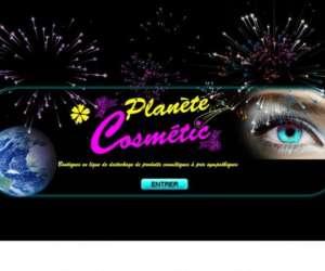 Planète cosmétic