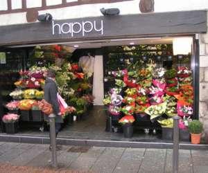 Happy - fleuriste low-cost