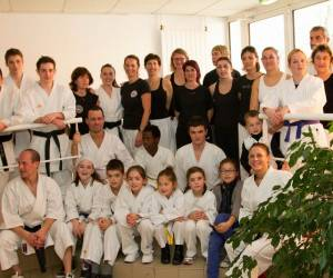 Shotokan karate do gouesnou