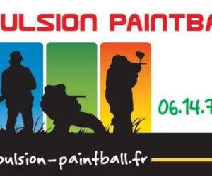 Impulsion paintball