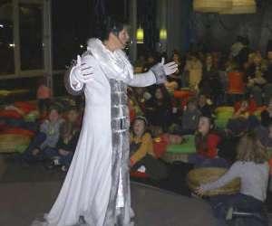 Organitou magicien brest finistere