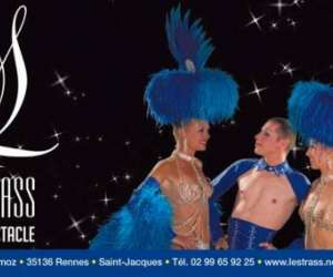 Le strass restaurant diner spectacle