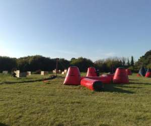 Paintball, entrainement initiativ, sport extreme