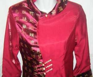 Décoration asiatique vêtements chinois feng shui