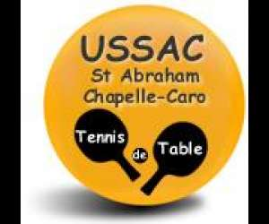 Ussac tennis de table