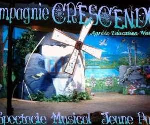 Compagnie crescendo spectacles jeune public /marionnett