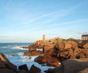 Residence phare ouest appartements a perros-guirec