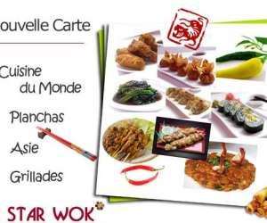 Restaurant star wok