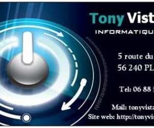 Tonyvista informatique morbihan