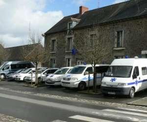 Romillé ambulances taxis bôcher