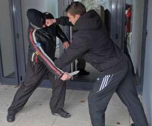 Faudemer   frédéric - club de combat  et  self  defense