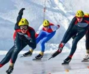 Patinage de vitesse sur glace