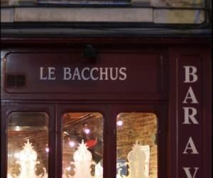 Café théâtre le bacchus