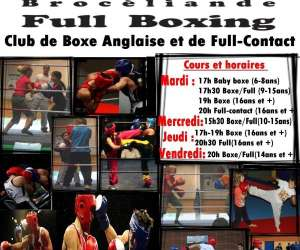 Broceliande full boxing