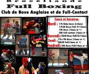 Broceliande full boxing
