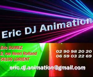 Eric dj animation