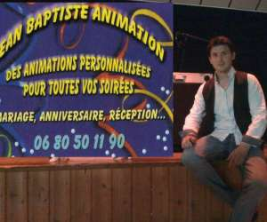 Jean baptiste animation