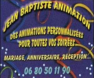 Animateur dj jean baptiste