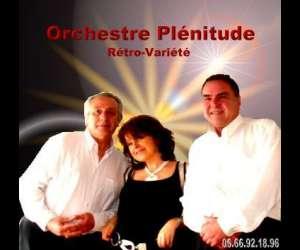 Orchestre plenitude retro-variete