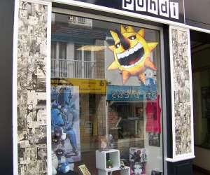 Librairie manga pondi