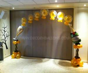 Decoration ballons cotes d