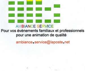 Animation sonorisation éclairage
