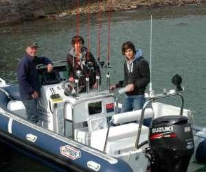 Guide de pêche bertrand fenart -guidemer