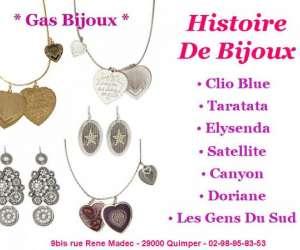 Histoire de bijoux