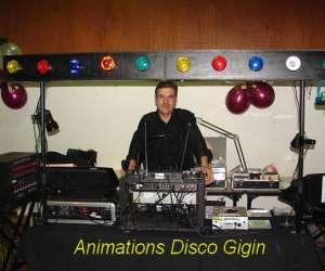 Disco gigin animateur de soirées