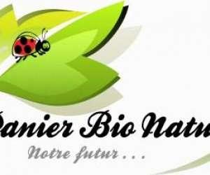 Panier bio nature
