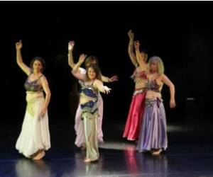 Association  zaida   danse orientale
