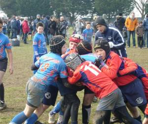 Rugby ovalie lorient