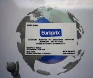 S.a.r.l europrix discount
