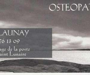 Ostéopathe aude launay
