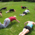 photo Fitness Plein Air Classe Air