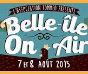 Association tomm eo --   festival belle ile on air