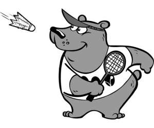 Badminton loisir adulte