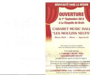 Cabaret diner spectacle