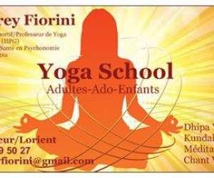 Yoga school bretagne audrey fiorini