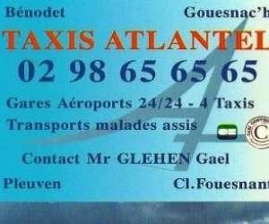 Atlantel taxis benodet