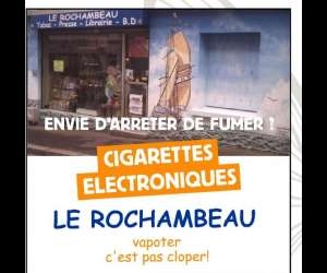 Le rochambeau -  cigarette electronique